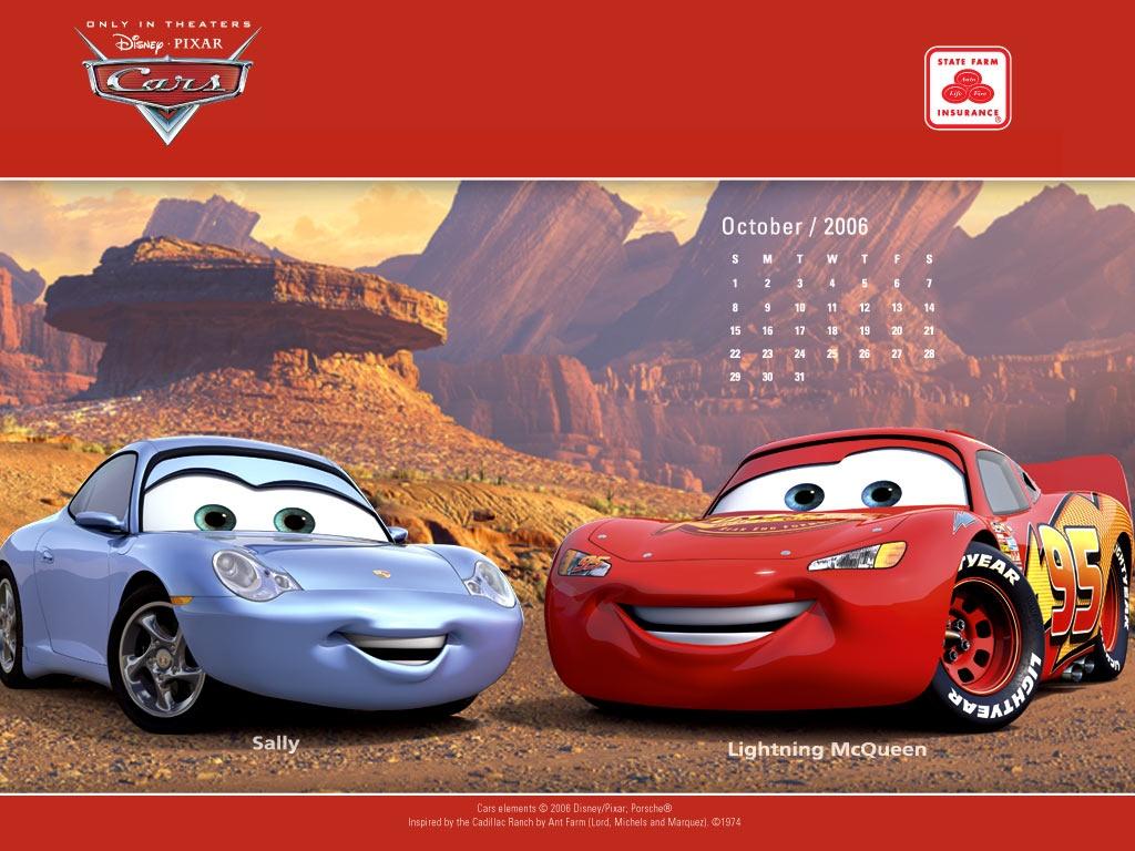 汽车总动员壁纸