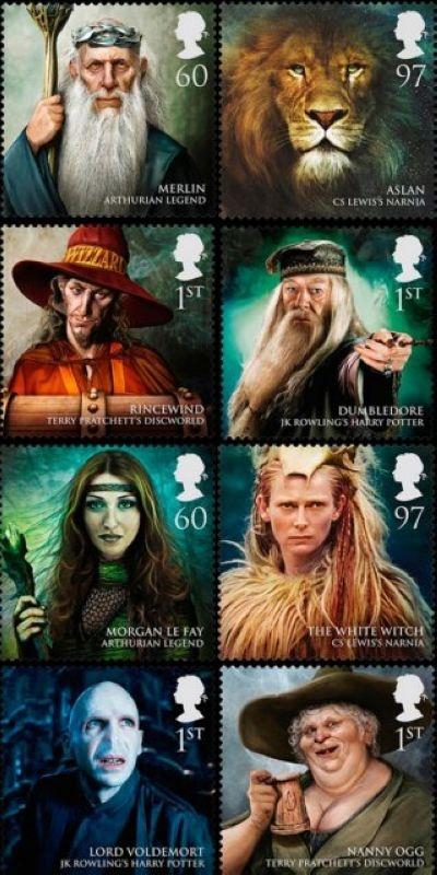 """《纳尼亚传奇》,""""哈利·波特""""系列等魔法电影中的人物堂而皇之"""