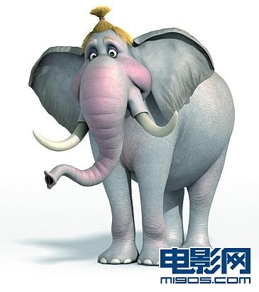 壁纸 大象 动物 365_412