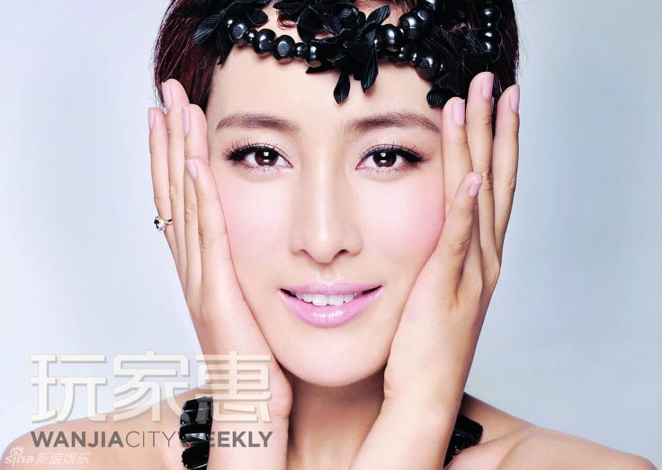 时尚            年实力演员马苏,近年来凭借《大西南剿匪记》,《旗袍