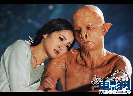 """《白蛇传说》再曝制作特辑 """"威亚""""也彪悍_华语_电影网"""