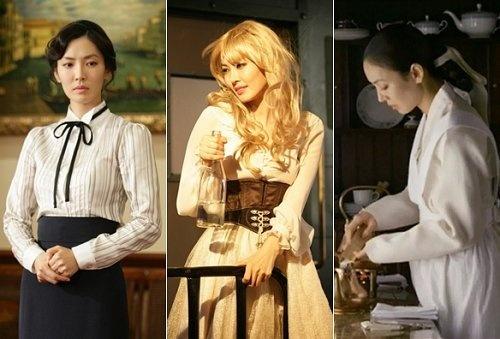 在成年之后,此次是金素妍第一次拍摄韩国电影.