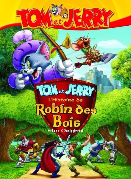 图库 电影海报 > 猫和老鼠:罗宾汉和他的机灵鼠   (1/2) 分享到: 精彩