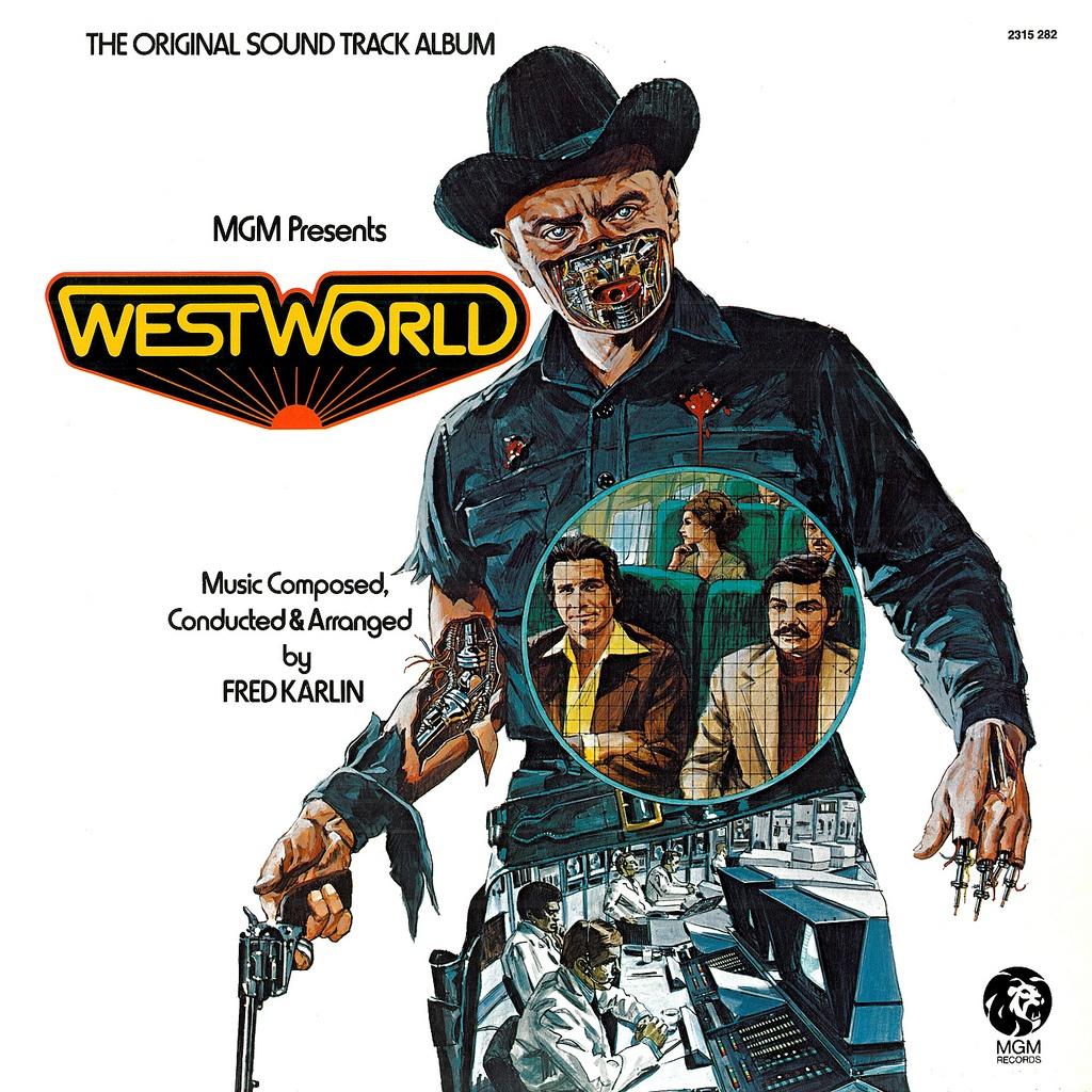 西部世界_电影海报_图集_电影网_1905.com