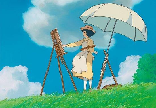宫崎骏新片《起风了》获得广泛关注图片