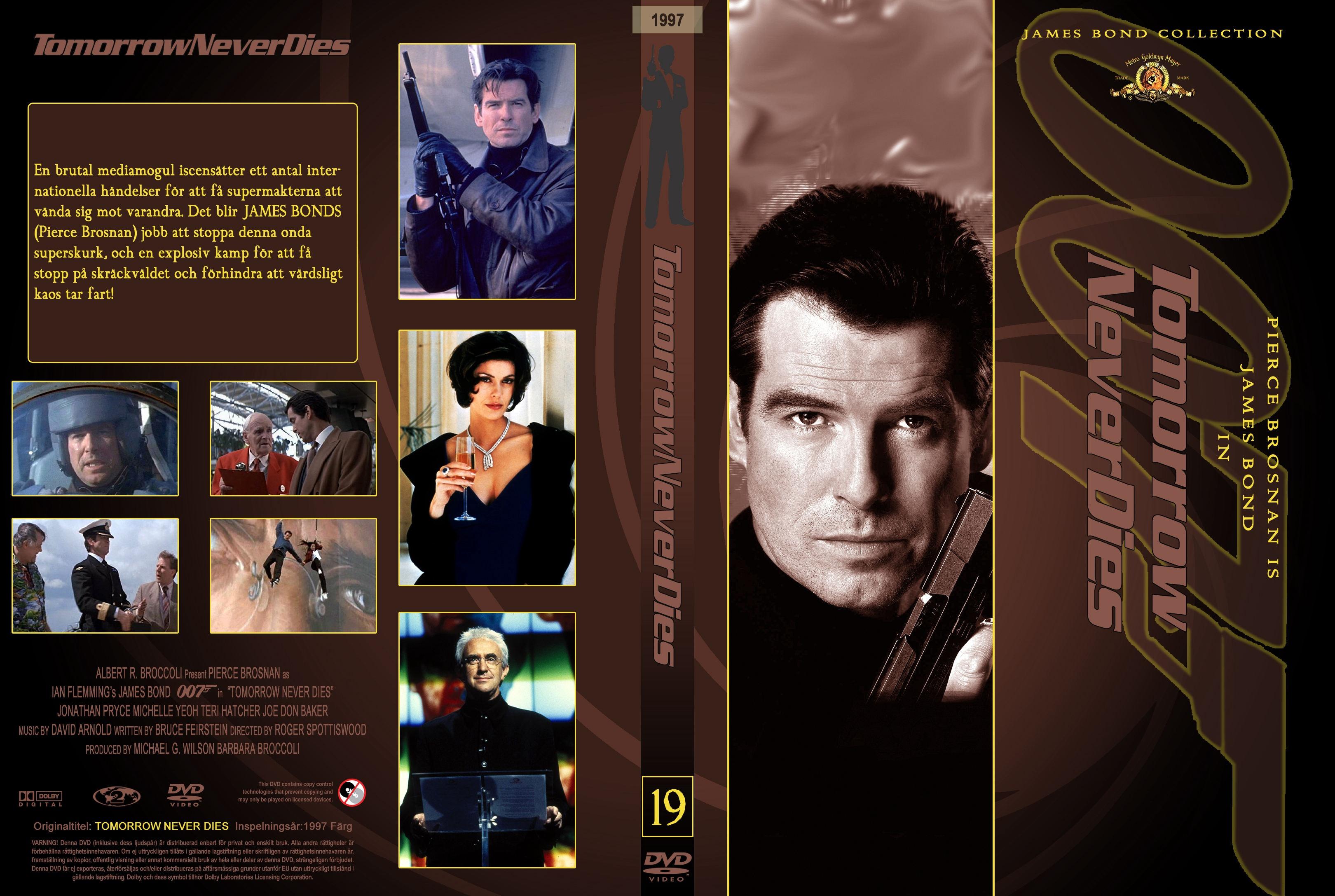 007:明日帝国_电影海报