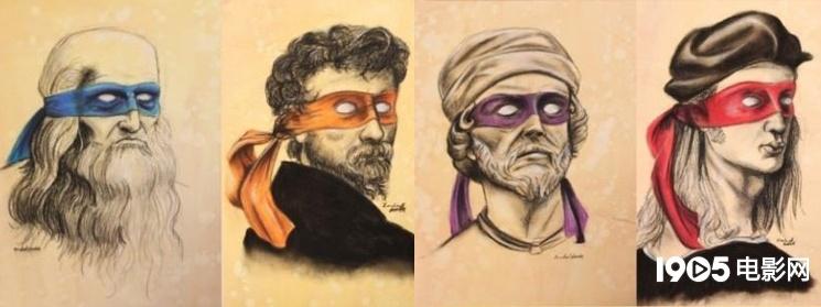 多纳泰罗也是一位著名意大利画家和雕塑家的名字.