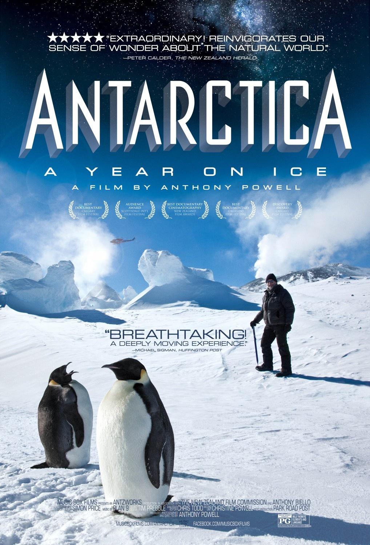 南极洲:冰上的一年