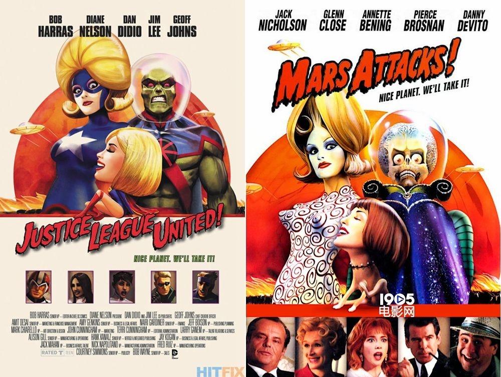 火星人玩转地球_灵感来源:《火星人玩转地球》(1996)