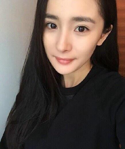 演员杨幂出演《小时代》系列电影