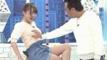 日本综艺节目尴尬一幕 女嘉宾遭男主持人当众捏胸
