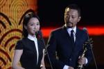 周迅、张涵予颁发最佳女主角 《女狙击手》获奖