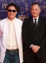 杜琪峰携《华丽上班族》亮相 陈奕迅变身表情帝