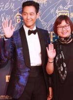 韩男星李政宰携《逆转之日》主创亮相 帅气逼人