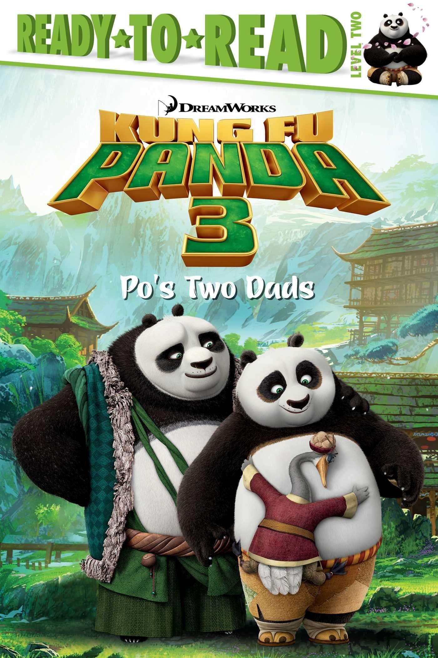 功夫 熊猫 1 英文 版