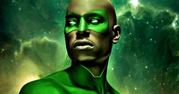 泰瑞斯·吉布森正与华纳洽谈出演《绿灯侠军团》一事