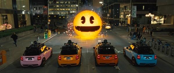 电影IP改编热潮席卷寰球 游戏像素也可上大银幕