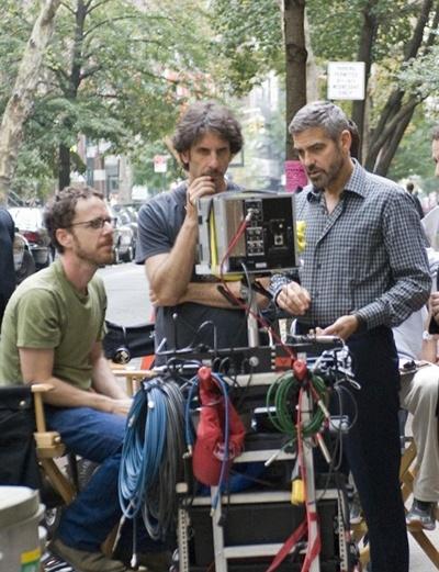 乔治·克鲁尼将执导筒联手科恩兄弟 演绎黑色电影