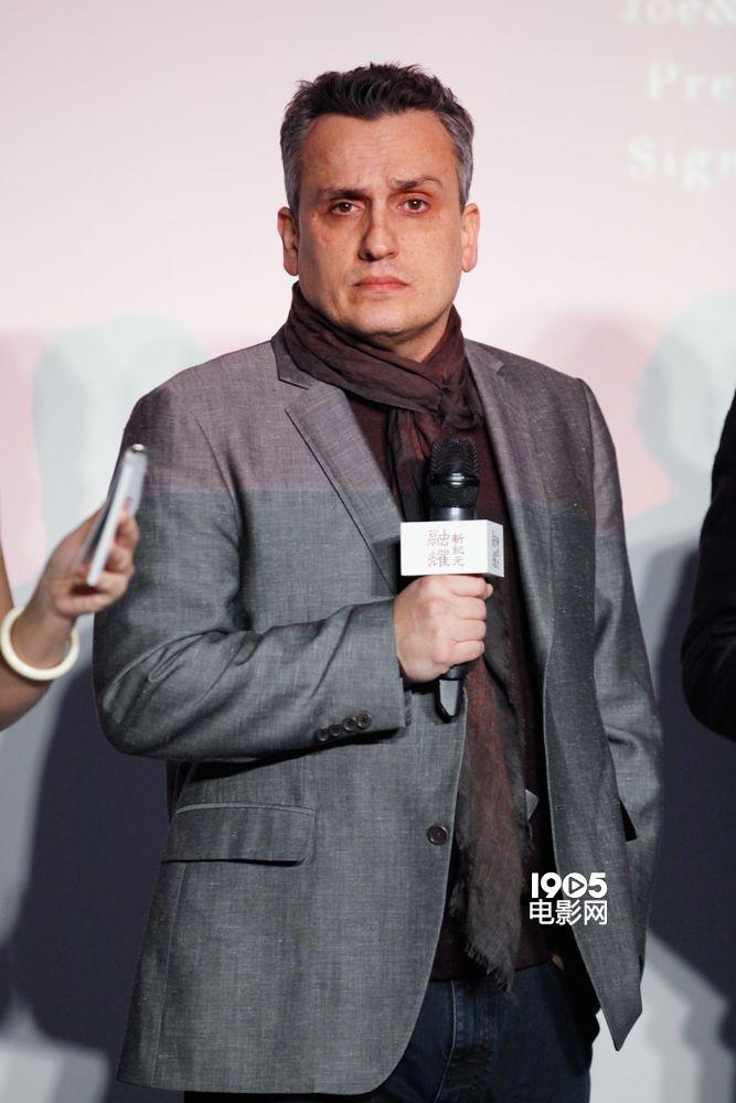卢素兄弟签约中国拍新片 解读《美队3》预告细节