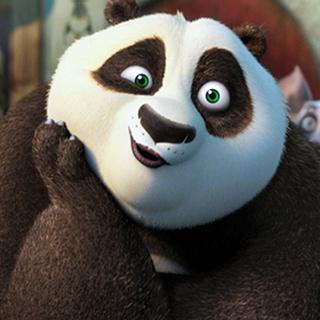《功夫熊猫3》中美阿宝千里相会