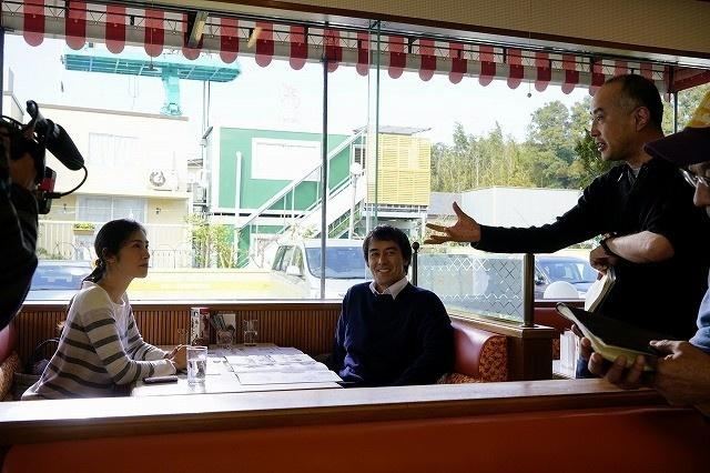 天海佑希《恋妻家宫本娱乐亚洲》开机 与阿部宽演中年夫