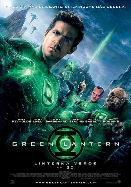 绿灯侠短期不会露面 或现身《正义联盟(下)》