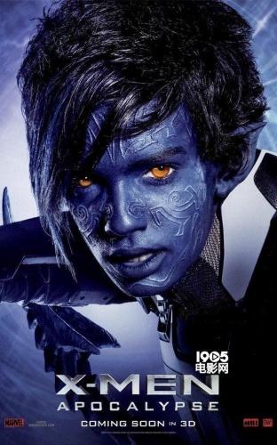 二十世纪福斯曝光的漫威战警电影公式《x科幻:天启》出品了一支新女电影真爱汉子神马巨制图片