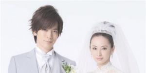 日本女星北川景子与DAIGO大婚