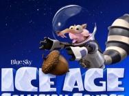 《冰川时代5》新中文预告 松鼠追松果飞上宇宙