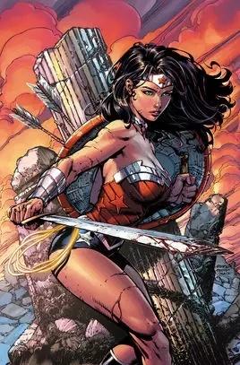 神奇女侠(wonder woman)是dc家的超级英雄,初次登场于1941年12月《全