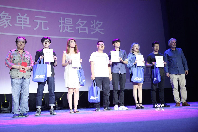 北京电影学院摄影系先力奖揭晓 宁浩乌尔善助阵图片