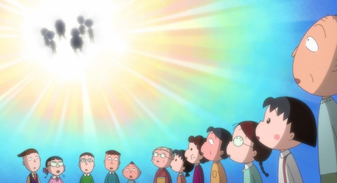 《樱桃小丸子》23年后终回归 小丸子激萌大银幕