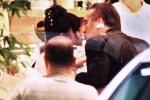尼古拉斯·凯奇在传婚变5天后 餐厅索吻和服女