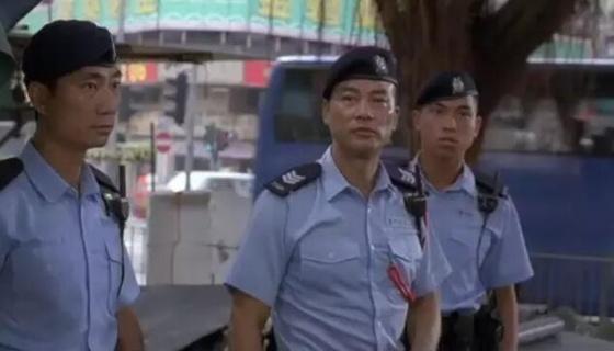看《电影2》之前,划分楚香港寒战电影职搞清前目的地警察天堂图片