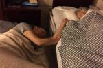 宋丹丹母亲凌晨去世 临终前母女二人一直拉着手