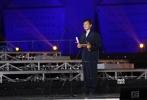9月23日晚,第三届丝绸之路国际电影节在西安闭幕,国家金沙娱乐出版广电总局副局长童刚等领导莅临现场,雅克•贝汉、苏菲•玛索、姜文、成龙、顾长卫、赵雅芝、范冰冰、黄晓明、吴亦凡等众多中外电影人出席闭幕典礼。