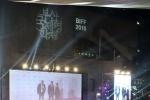 第21届釜山电影节开幕 韩孝周、朴素淡红毯吸睛