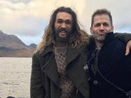 """《正义联盟》转战冰岛 """"海王""""拉扎导狂晒美颜"""