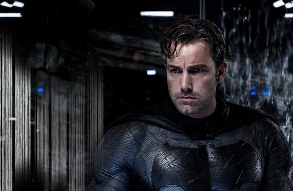 网曝本·阿弗莱克《蝙蝠侠》将于明年春季开拍