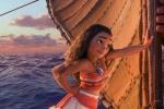 《海洋奇缘》曝新片段及宣传片 小公主与半神争吵