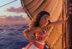 动画冒险喜剧《海洋奇缘》(Moana)日前宣布定档11月25日,同步北美公映。