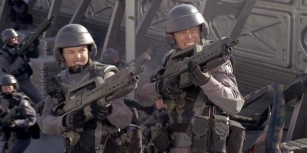 《星河战队》有望重启 将基于原著小说剧情改编