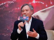 """《比利·林恩》上海首映 李安:""""故事依旧动心"""""""