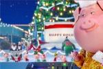 《欢乐好声音》献唱祝福圣诞 金猪歌王舞池脱衣