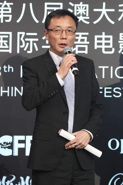 吕建民亮相悉尼 曝李晨执导《霸天狼》12月开机