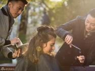 张曼玉曝曾差点做理发师 与谢霆锋在伦敦街头剪发