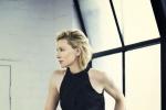 凯特·布兰切特最新大片 干练黑衣女王气场依旧