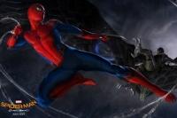 《蜘蛛侠:英雄归来》预告