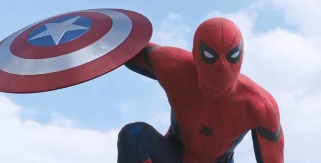 《蜘蛛侠归来》日版预告 小蜘蛛钢铁侠并肩作战