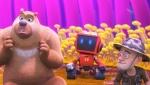 《熊出没·奇幻空间》奇遇版预告 视效瑰丽震撼